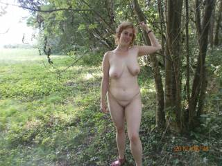 I'd love to join you for some hot outdoor sexy fun.