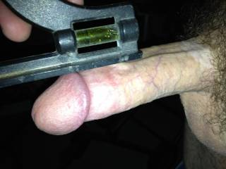 Ummmmmm.........You have a gorgeous cock!!!!!!.......I would love to ride you for an hour with it deep in my butt......It would be fantastic to feel that nice hard cock head stretch my tight butt hole wide open and then feel it pop in as I slide my butt all the way down your hard shaft........