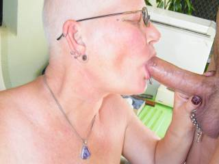 Such loving attention to a cock, I am jealous =)