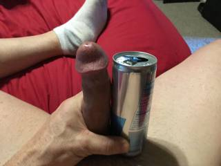 Little comparison and some precum