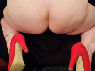 A closer look at my milf ass