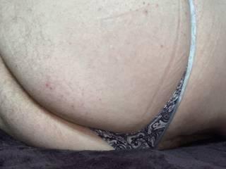 Love my sexy girlie thong panties