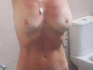 she loves to show her body in private