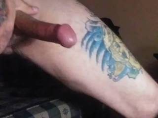 A quick jerk-off & cum video as requested. Is it good enough for everyone else?