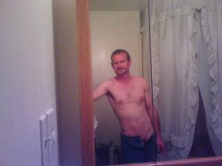 I've displayed plenty of pics of my cock.  I'm single and no one to share it with right now.  Didn't see the point.   If I get enough requests by the right women???   I'll do show whatever they want.