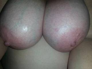 My friend sent me a pic of titts which I will be sucking and fucking in few days in Sydney! They look big right? ;)