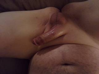 I need to give it the lick test make sure you shaved good enough ;-P