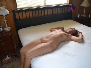 i would get on top and fuck you so hard that bed would collapse