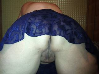 A lovely rear view!