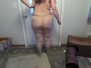 Hot hard bodied blonde slut wife