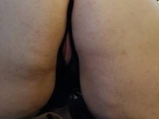 crotchless panties great for licking and fucking a wet pussy
