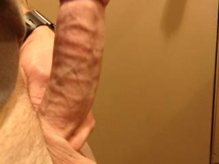 Any warm moist hole to put this throbbing hard dick?