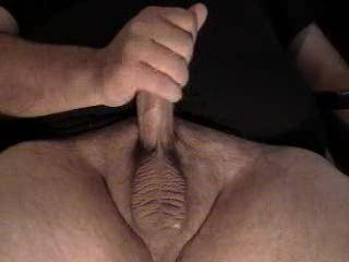 love the balls...want to be flicking my tongue over the tip....tasting that pre-cum.....maybe something up your ass as well....????