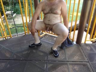 public park playground