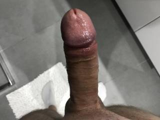 What do you think about my husband cock....it's nice for anal!!!
