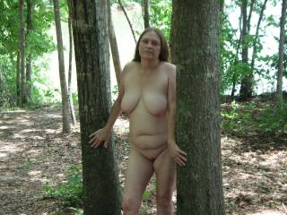 love sex in the outdoors...you are very hot