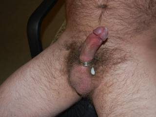 Fifth in a series of me cumming - with a few cock rings helping out!