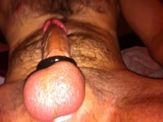 Can I suck & lick your tight balls?