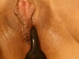 mmm yummy  what a gorgeous pussy mmm very tasty  love to get my tongue inside that beauty x
