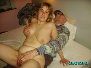 lucky stranger oh how i wish it was my cock going in your wet looking pussy