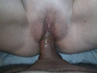 fucking her wet pussy hard