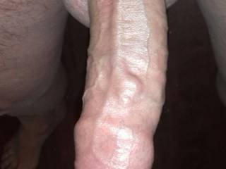 well hung, veiny uncut big cock