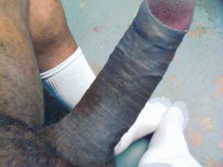 got my dick hard