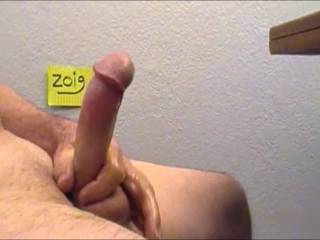 30 seconds of cum for all you horny peeps that can\'t view longer vids.  Hope you like it, I did.