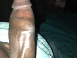 That hard cock shouldn't go to waste. Lay me down, spread me open, and slide in balls deep and fuck this pussy.