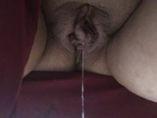 Kitten gets dripping wet waiting for her Master. I bet some of you would like to taste that sweet pussy.