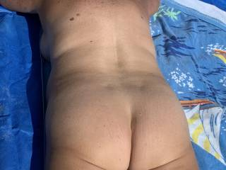 Face down and ass up. Any ideas?
