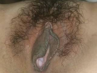 Play my wife pussy part 2