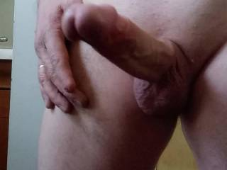 Where do you want me to cum? In your mouth or pussy??