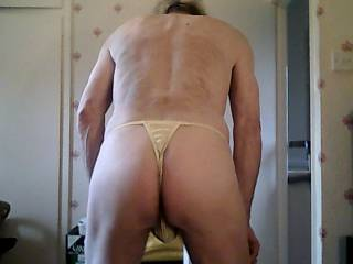 hope you like my bum