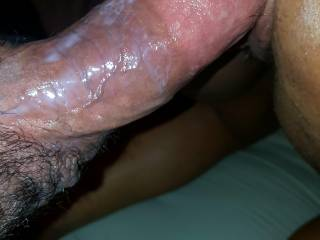 Safe to say by the soaking wet pussy that she wants it.