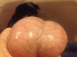 Balls full !!!!  Ladies, any ideas ???