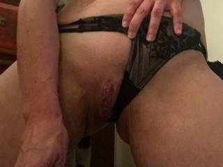 I want my wife to go out dress sexy and go out