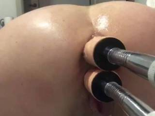 She loves big cocks in all of her holes!