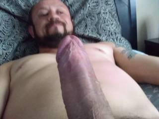 Naked Selfie time!  You like?