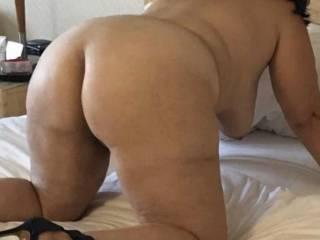 Big ass and tots hanging