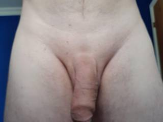 Freshly Waxed Cock at long last ☺😍 After month\'s of Lockdown !!