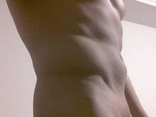 Just feeling like showing off my sexy self. I finally feel GREAT about my own body. It\'s really nice feeling like this.... really nice.