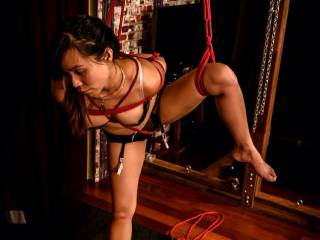 I am Asian and I love sex!  I like bondage because of the surprise it brings, never know what!  Do you like?