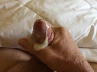 Nice stroking and cumming. Looking very good. Thanks for the view.