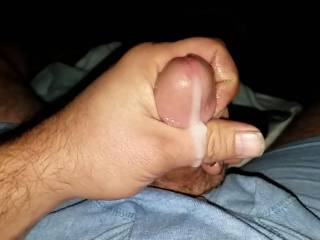 getting every last drop out.any local women that want to be filled w my thick cum? dont be shy