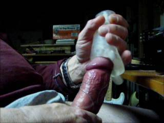 remembering how a special woman used to lick and suck my cock