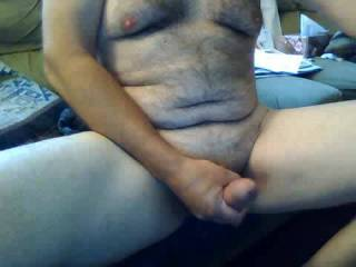 I was horny after watching some cams on zoig and decided to make a video of me cumming.  What do you think?