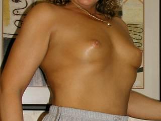 Love those Perky Little Titties...!