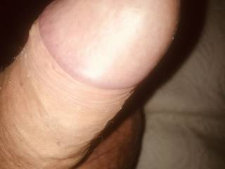 Cock just back up and sit down, slowly..