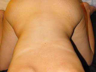 Mmmmm, hubby wants to slip his cock in you and fuck you doggy style while you suck your mans cock.  G and K